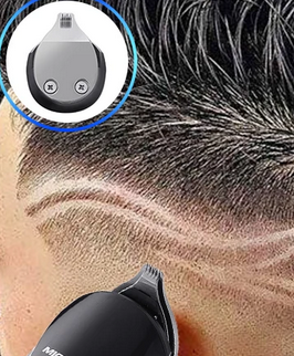mens fade cut barber clippers hair trimmers