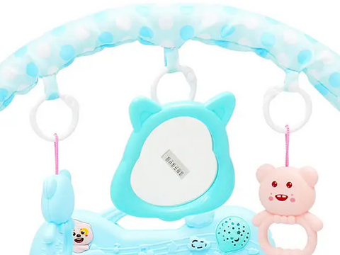 baby activity playmat hanging toys
