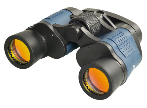 blue and black night vision binoculars for camping and hunting
