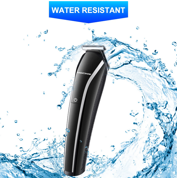 water resistant men's electric portable hair trimmers