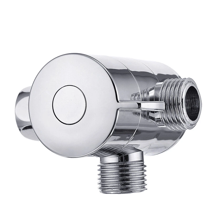 connector for waterfall shower head