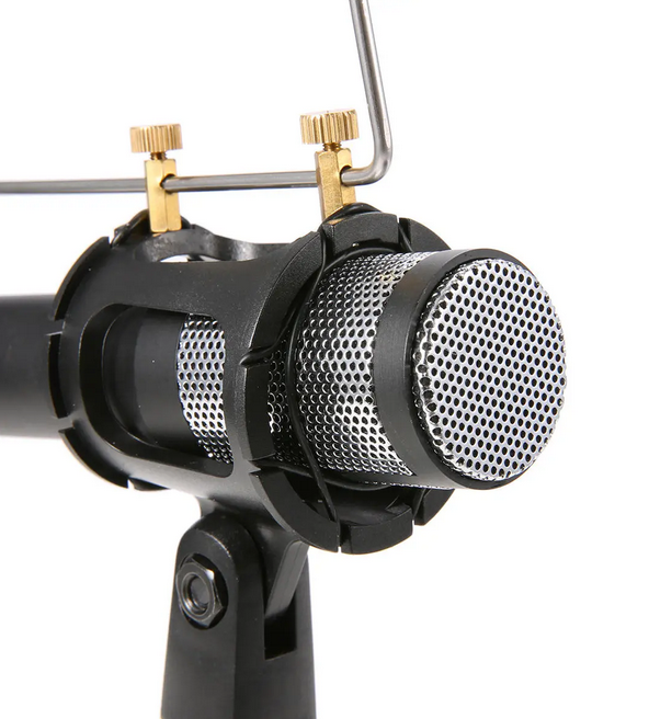 RecordPro™ At-Home Professional Podcast Microphone for Recording or Live Studio Broadcast