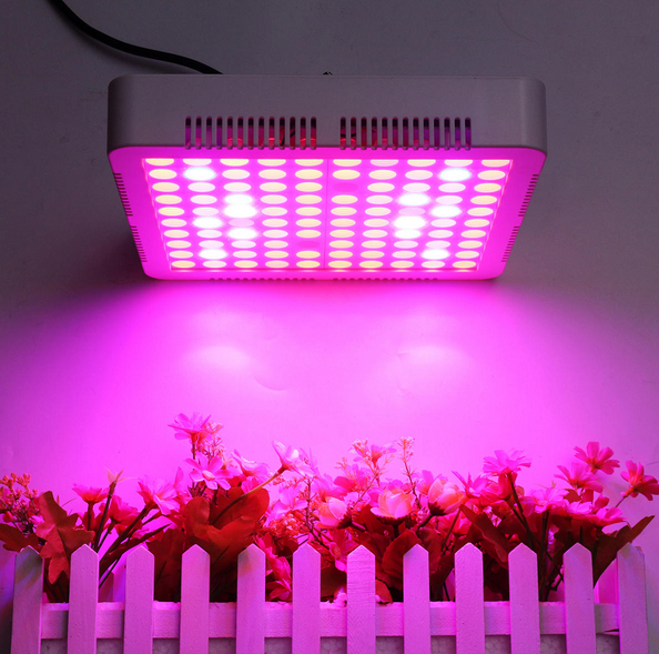 ProGrow™ 600W Full Spectrum UV Hydroponic Plant LED Grow Light Indoor Heat Lamp