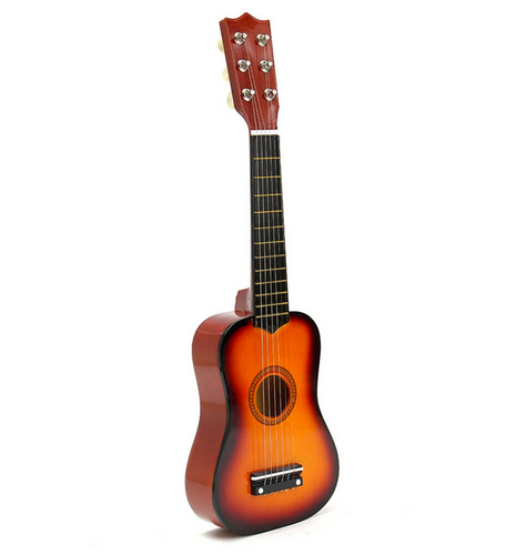 GuitarPro™ Beginners Acoustic Guitar 6 String for Kids to Learn & Practice