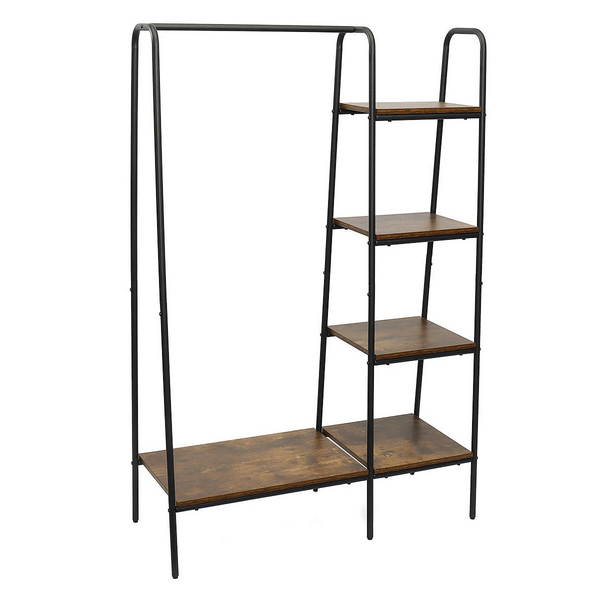 clothes rack for garments coats and storage