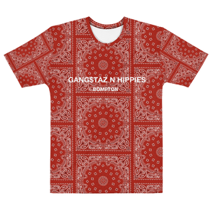 Gangstaz N Hippies Bompton Men's T-shirt