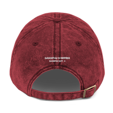 Load image into Gallery viewer, Gangstaz N Hippies Vintage Cotton Twill Cap
