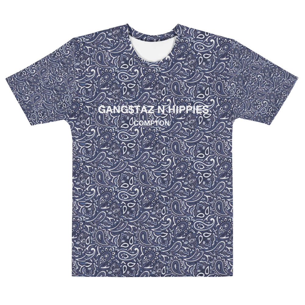 Gangstaz N Hippies Compton T-Shirt