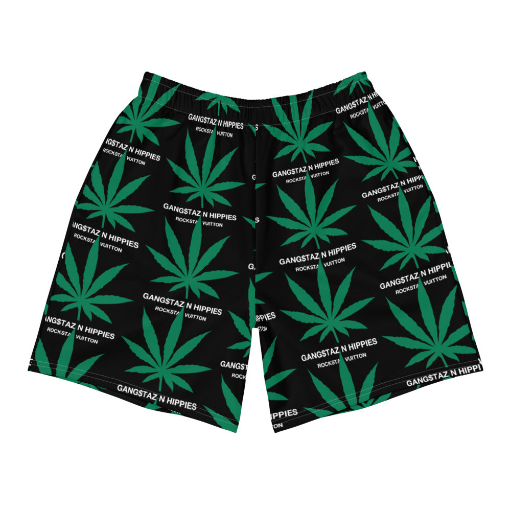 Gangstaz N Hippies OG Athletic Shorts