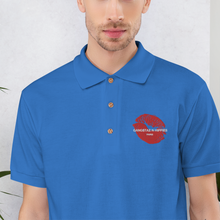 Load image into Gallery viewer, Gangstaz N Hippies Parisian French Kiss Polo Shirt