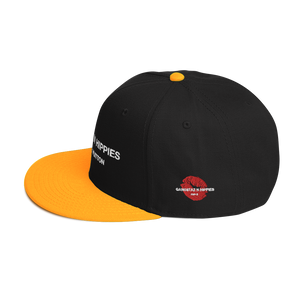Gangstaz N hippies Snapback Hat