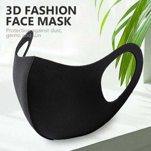 Anti Dust Anti-fog Face Mask For Adults - Legging Fetish