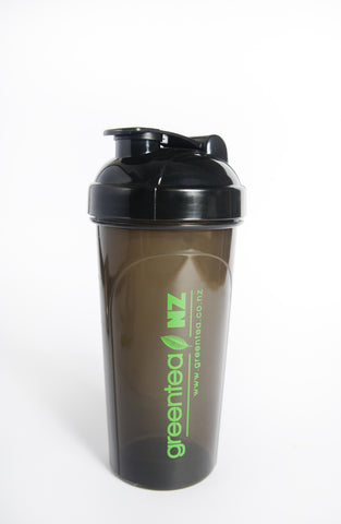 Green Tea Shaker Bottle