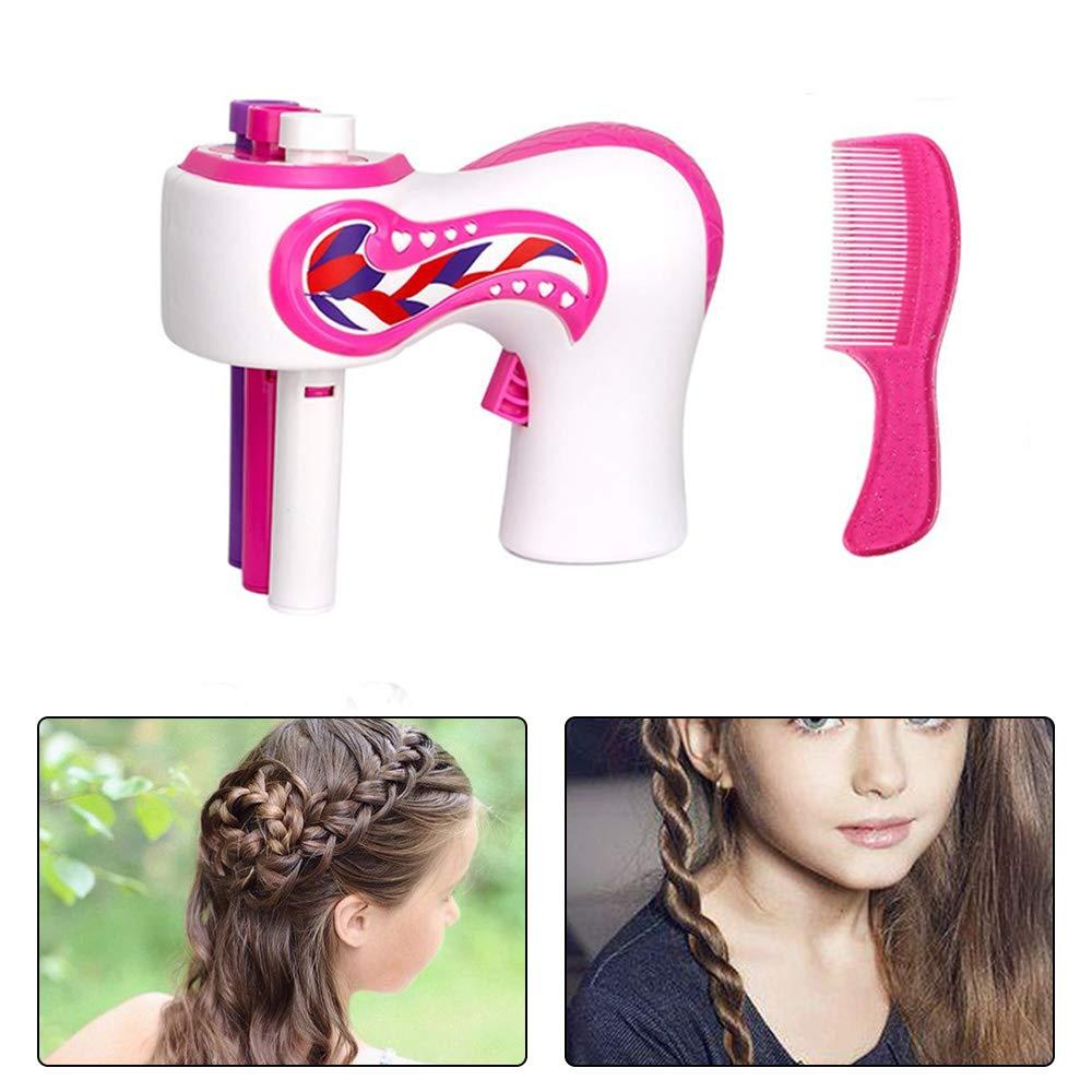 HairTwister - Automatic Hair Braider Toy