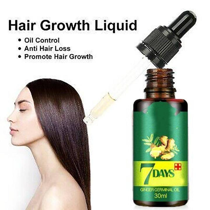 Ginger Hair Growth Serum