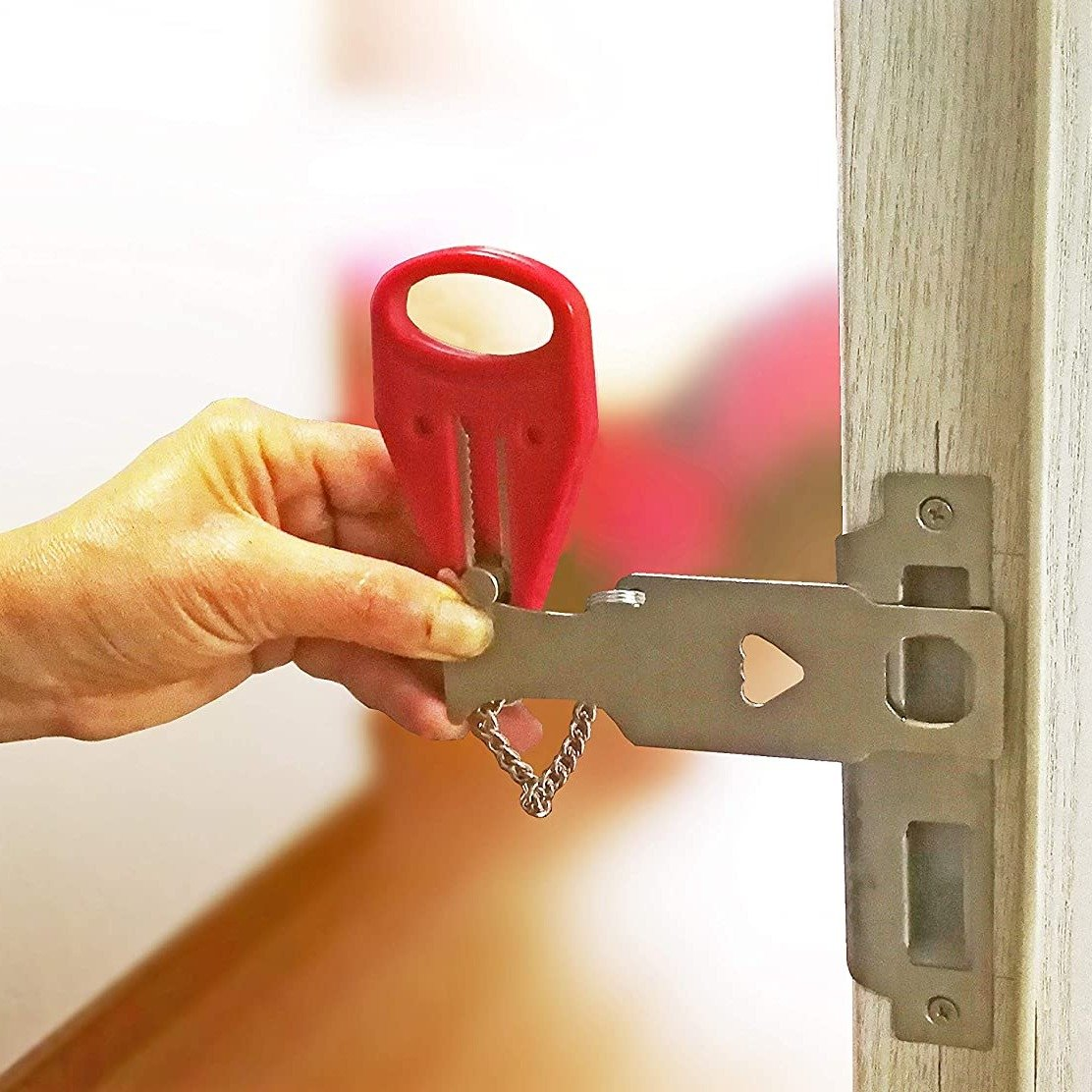 Safety Locks - Portable Door Lock