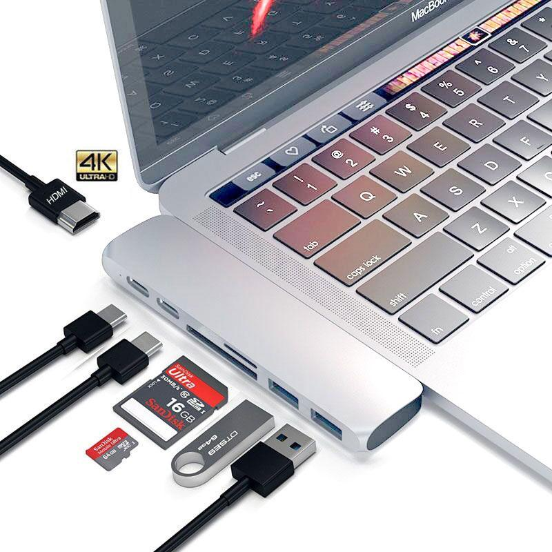 USB-C Hub Complete Multiport Adapter