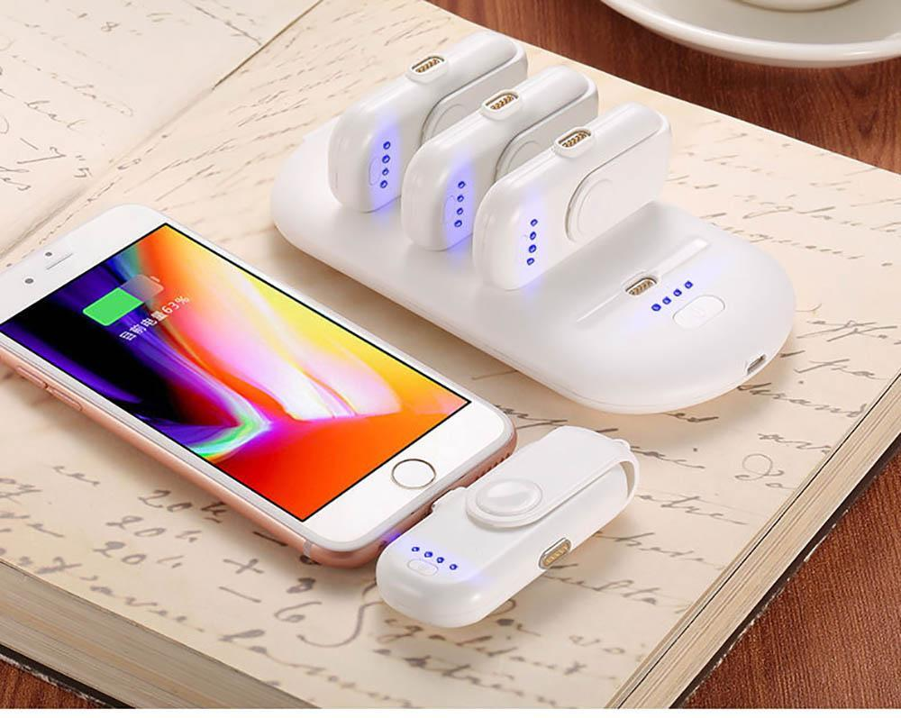 Wireless Magnetic Power Bank
