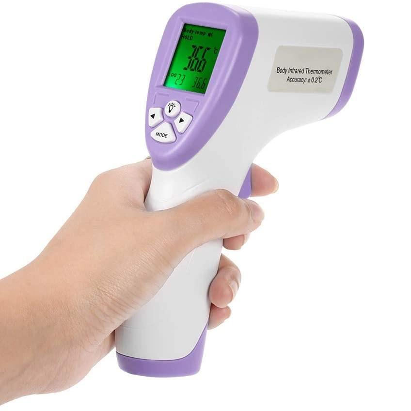 Infrared Forehead Thermometer - For Adults or Kids