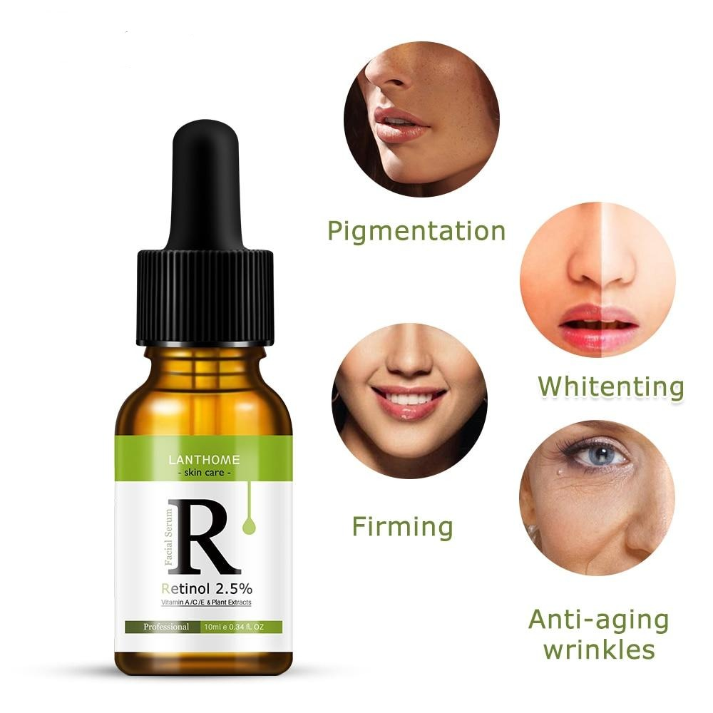 Anti Wrinkle Serum Retinol 2.5%