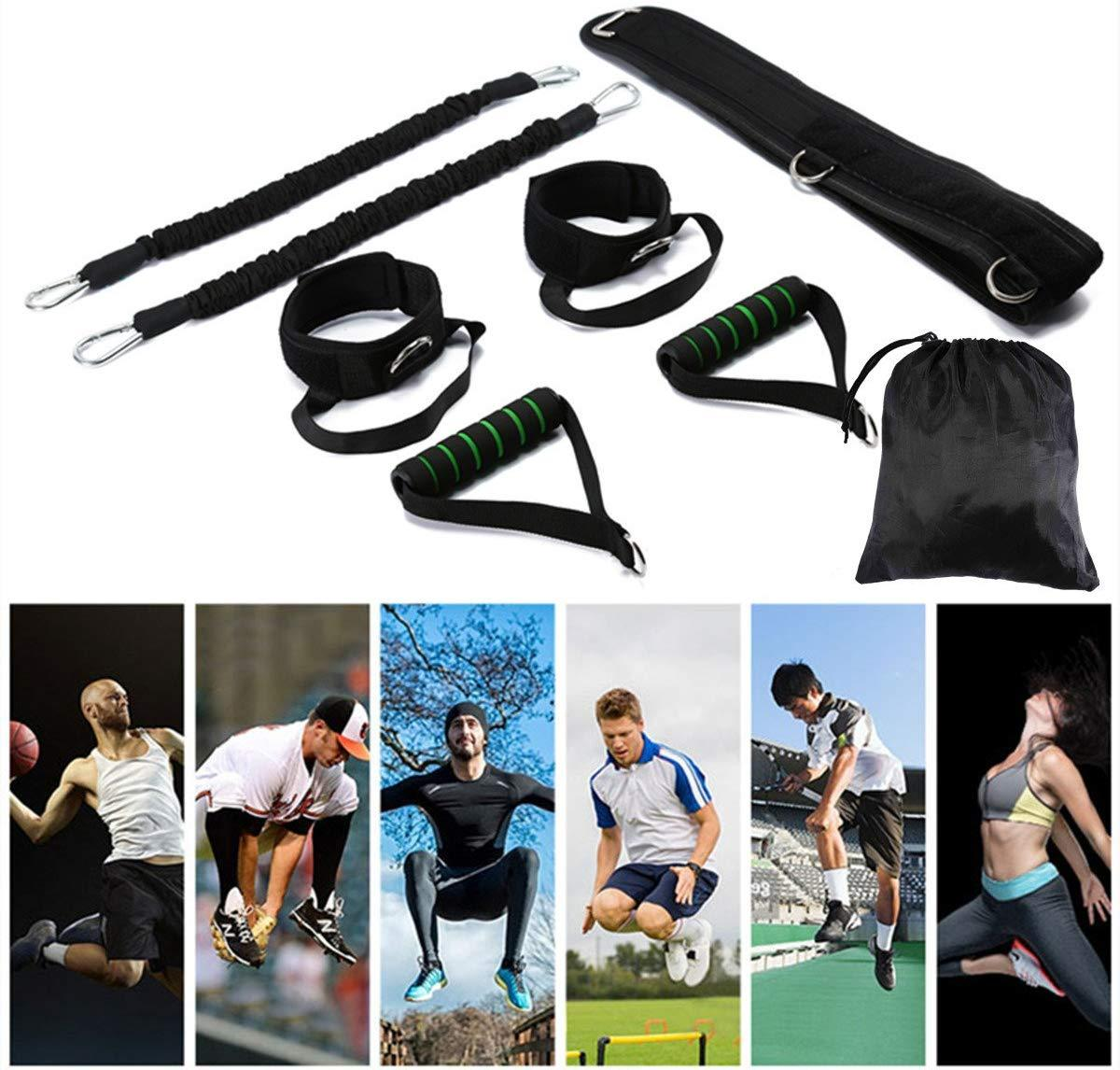Bounce Trainer - Multi-Sport Jump, Speed & Strength Builder