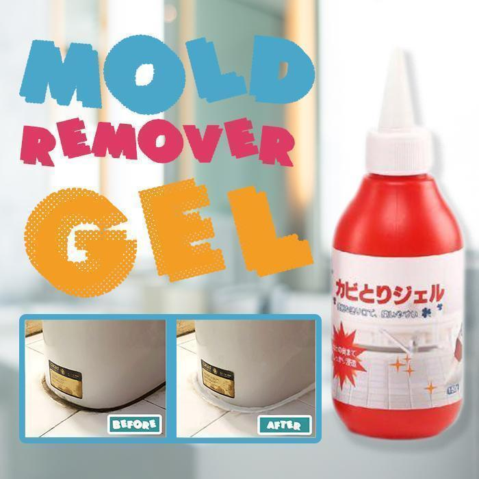 Kitchen and Bathroom Mold Remover Gel