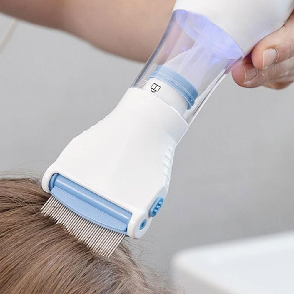Head Lice Treatment - Electric Lice Removal Comb