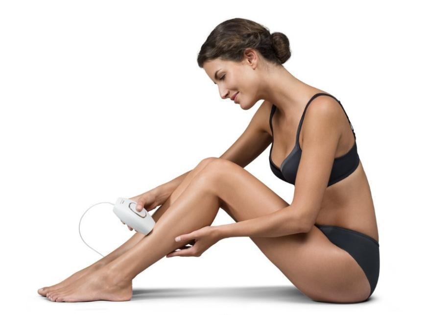 Hair-Off™ Permanent Laser Hair Removal Device