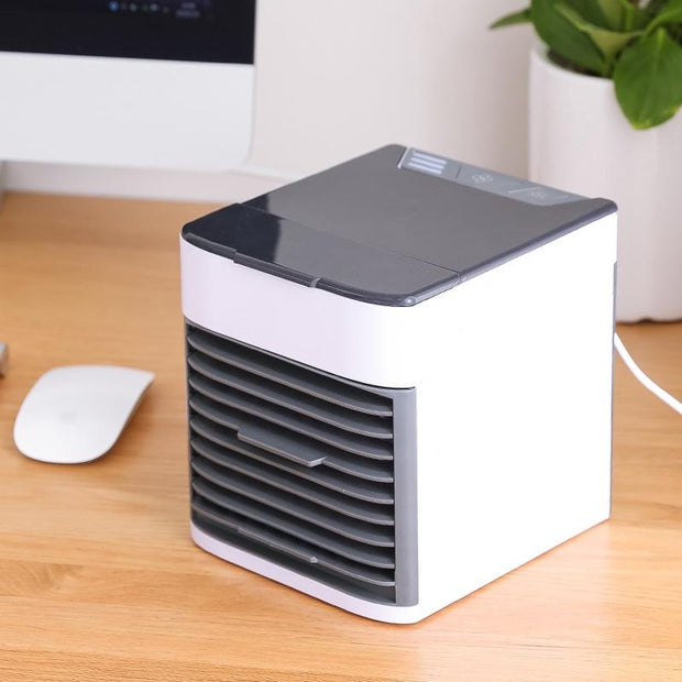 Portable Air Conditioner Mini Quiet AC Unit For Small Indoor Room