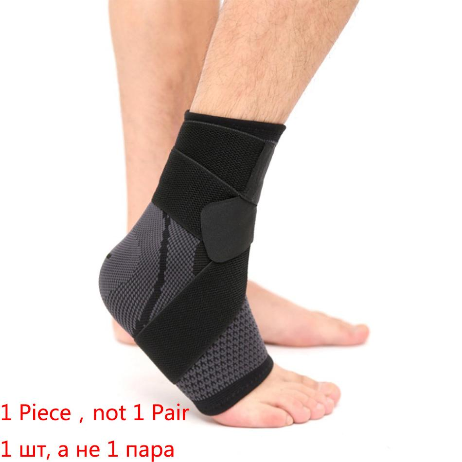Elastic Ankle Brace Compression Strap