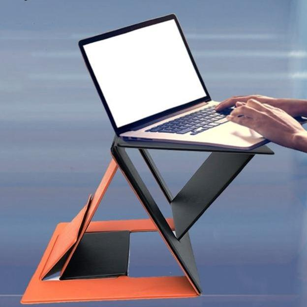 Sitting and Standing Laptop Desk