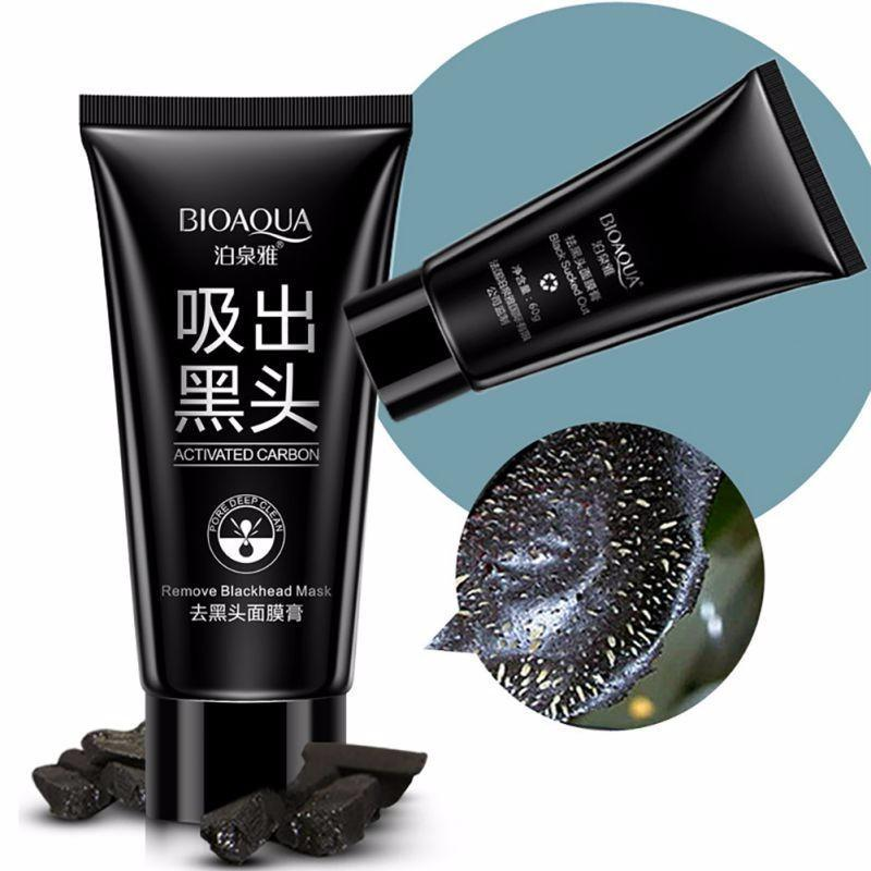 Black Mask Bioaqua Deep Cleansing Cream