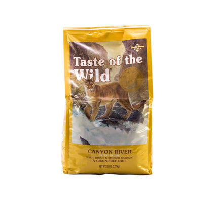 Alimento Para Gatos Taste Of The Wild Canyon River