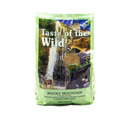 Alimento Para Gatos Taste Of The Wild Rocky Mountain