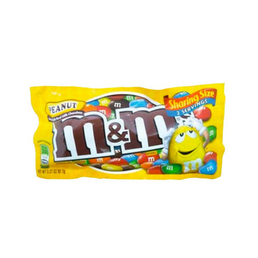 Chocolatina M&M Amarillo