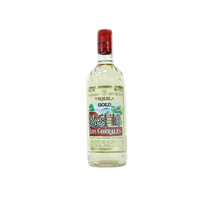 Tequila Corrales Reposado Botella 750 ml