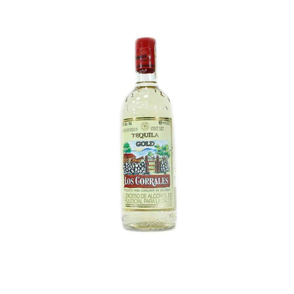 Tequila Corrales Reposado Botella 930 ml