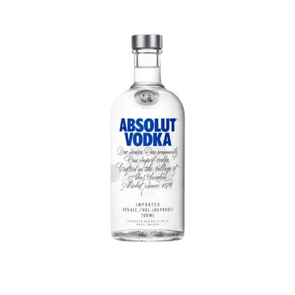 Vodka Absolut 700