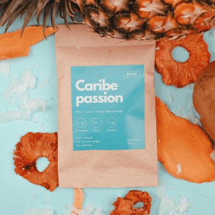 Snack Saludable Bites sabor Caribe Passion 30 gr