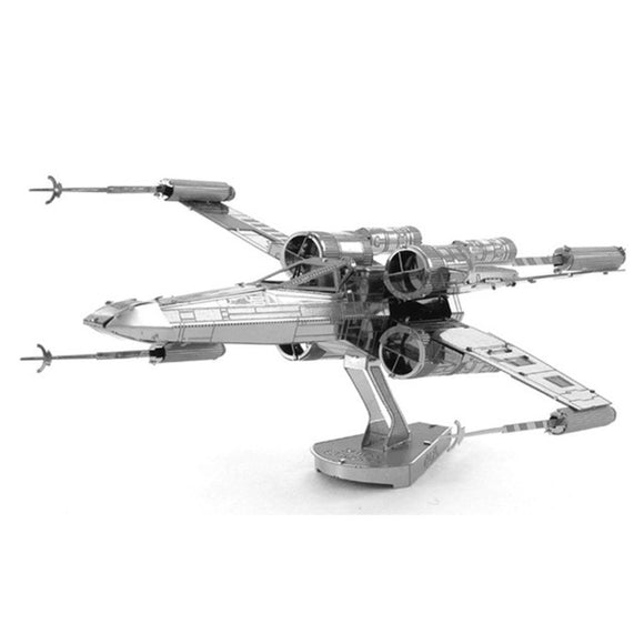 Puzzle 3D en Métal X-Wing Fighter Star Wars - Puzzle Mania 3D