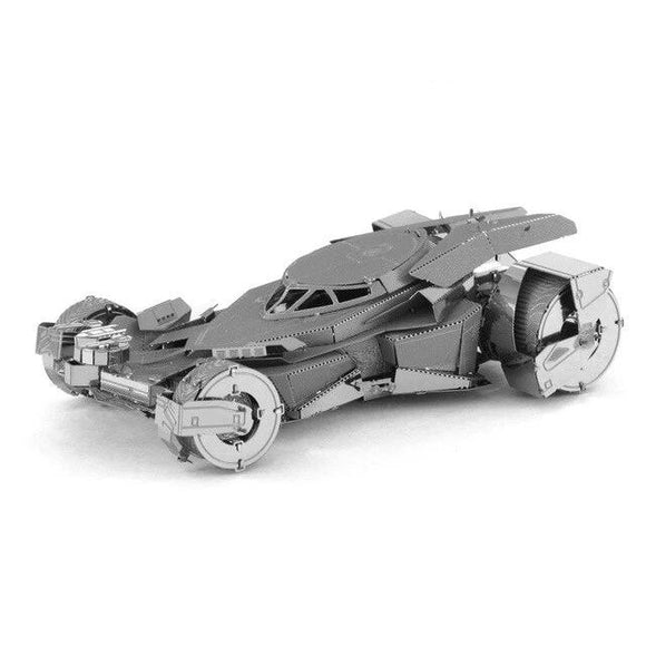Puzzle 3D en Métal Batmobile Batman vs Superman - Puzzle Mania 3D