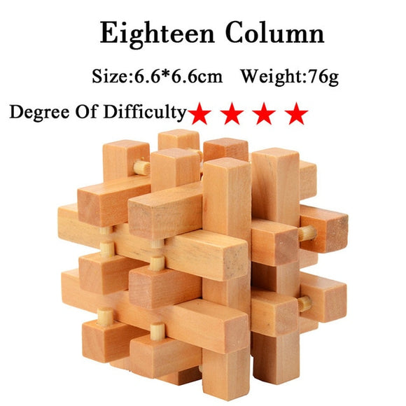 Eighteen Column - Puzzle Mania 3D