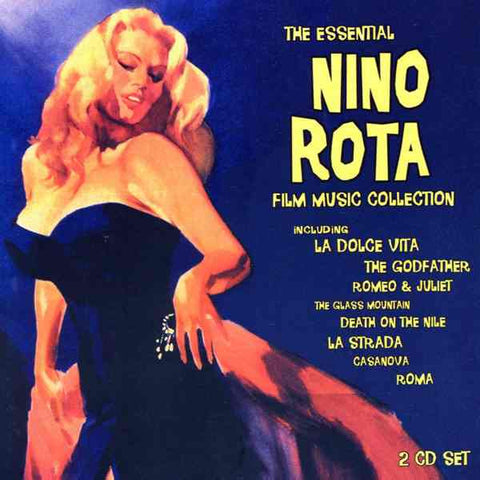 The Essential Nino Rota Film Music Collection (2-disc)