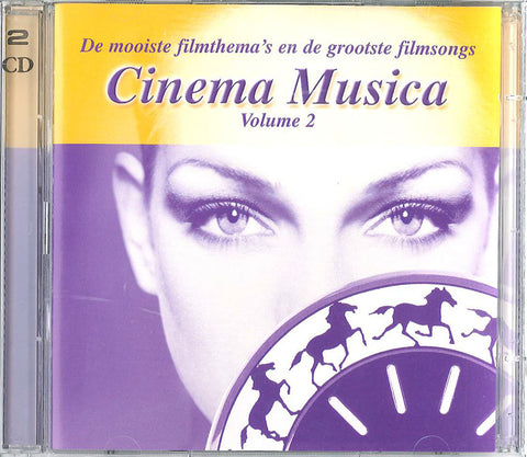 Cinema Musica volume 2 (2-disc)