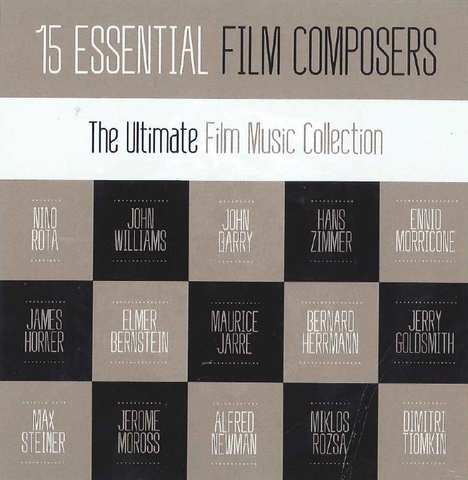 The Ultimate Film Music Collection