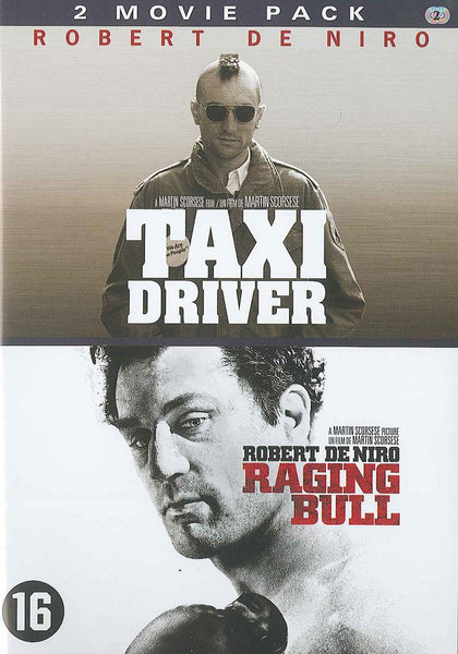 Taxi Driver/Raging Bull