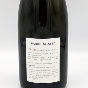 Jacques Selosse, Champagne Exquise - Grand Cru Sec