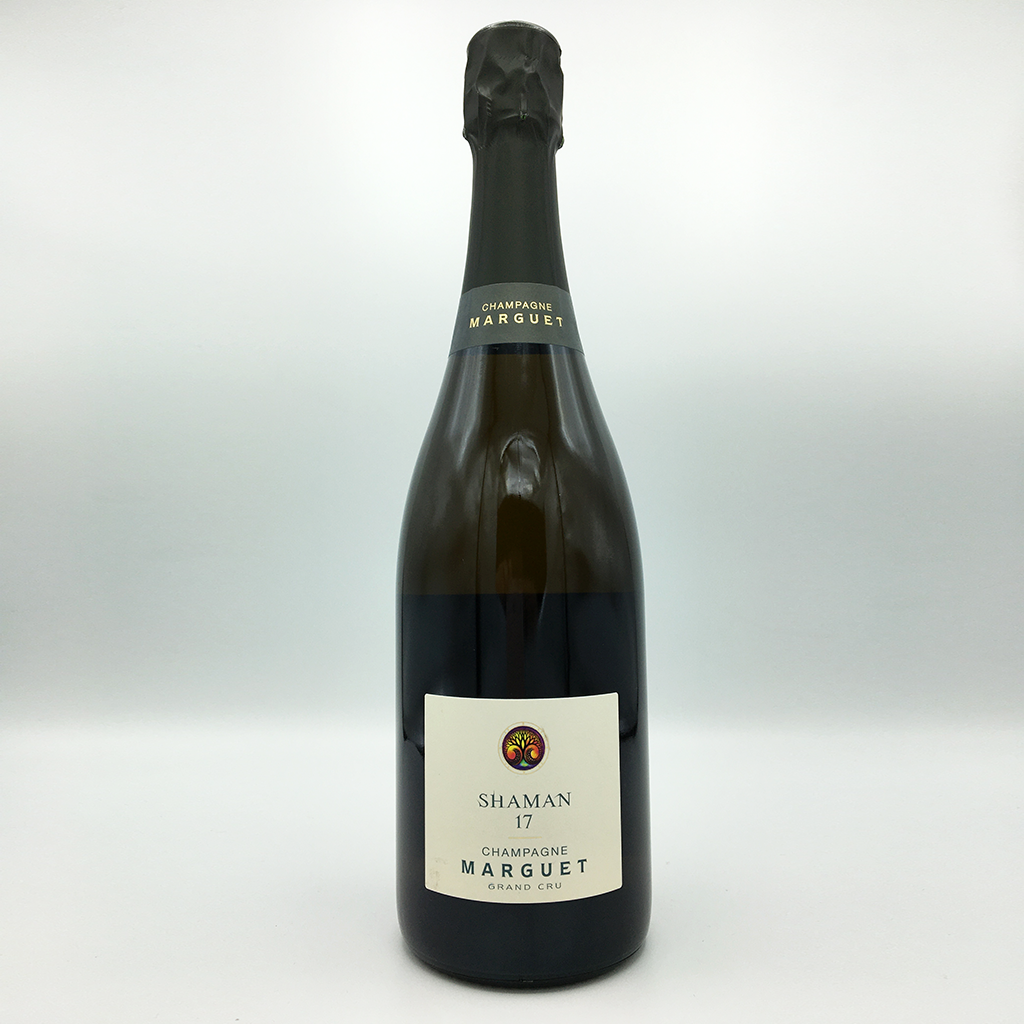 Champagne Marguet Shaman 2017 Grand Cru zéro dosage