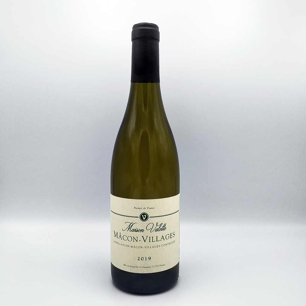 Maison Valette, Mâcon-Villages Blanc 2019