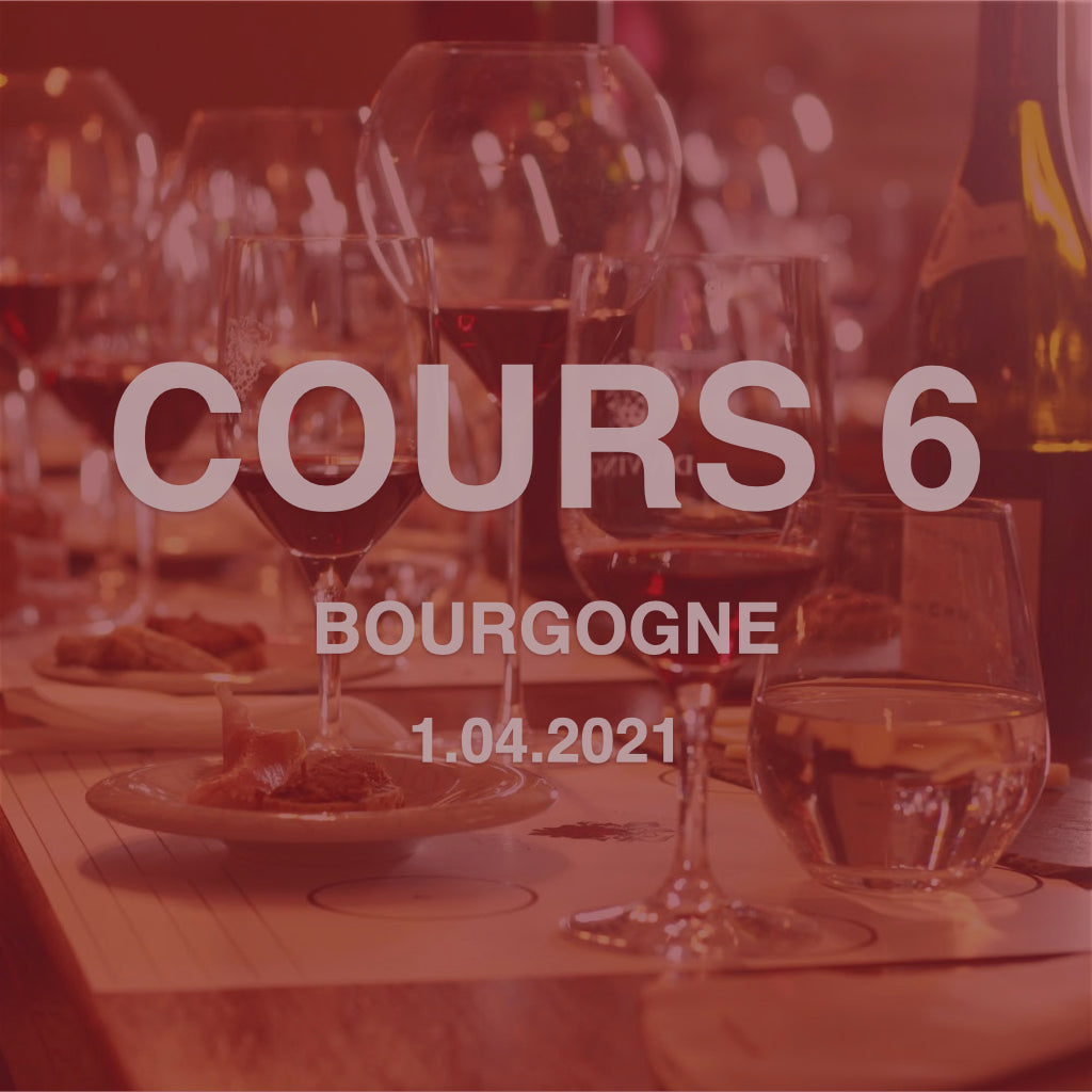 Cours 06 - Bourgogne